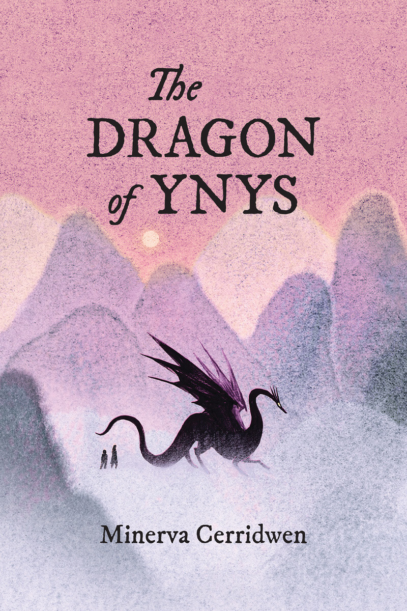 The Dragon of Ynys - Atthis Arts Indie Publishing